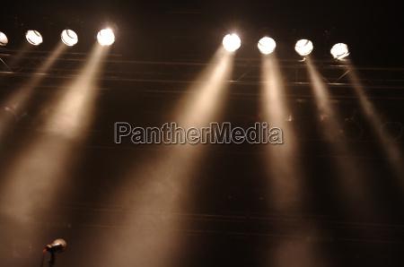 stage, lights - 1629817