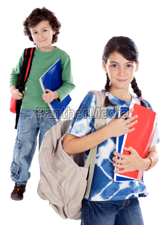 two, smalls, students - 1650729