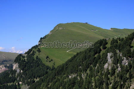 dolomites alps south tyrol sight view