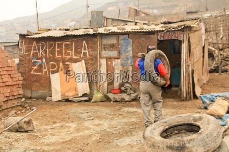 man, in, slums - 1681937
