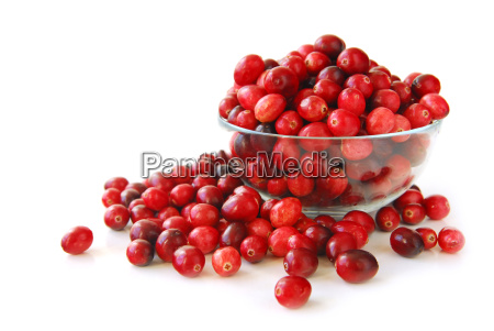 cranberries, in, a, bowl - 1690503