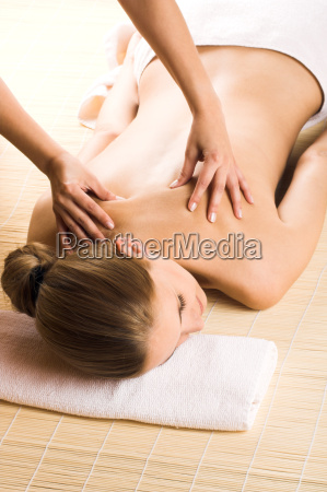 back, massage - 1709497
