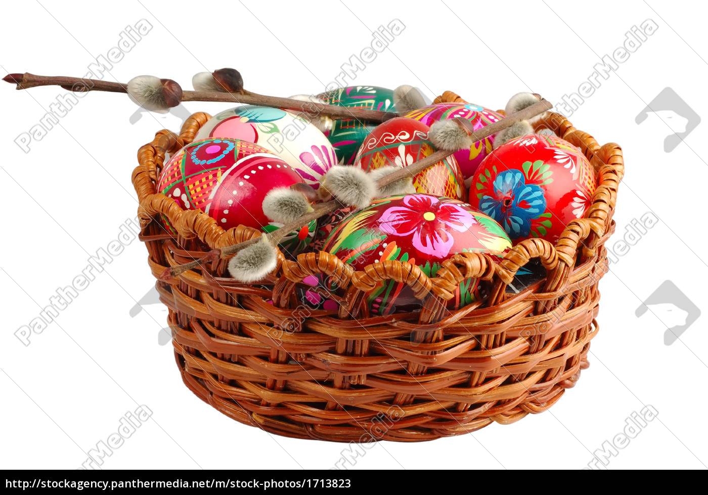 easter, basket - 1713823