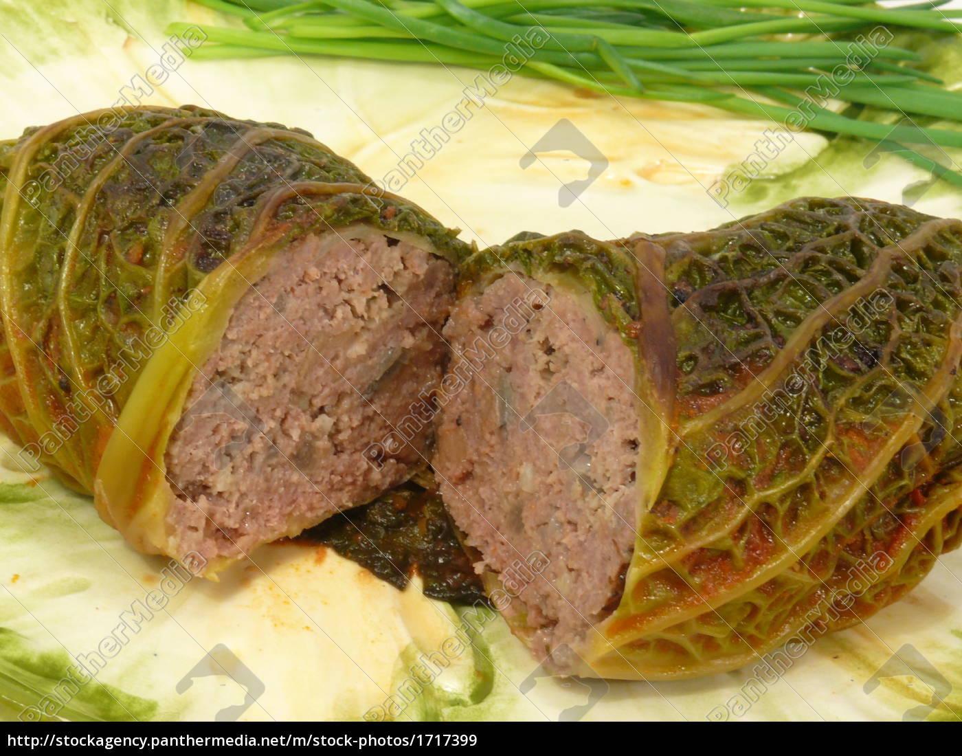 cabbage, rolls - 1717399
