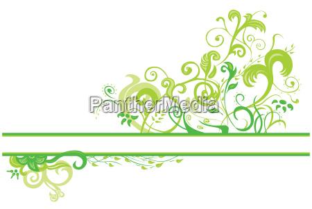 floral, spring, design - 1723163