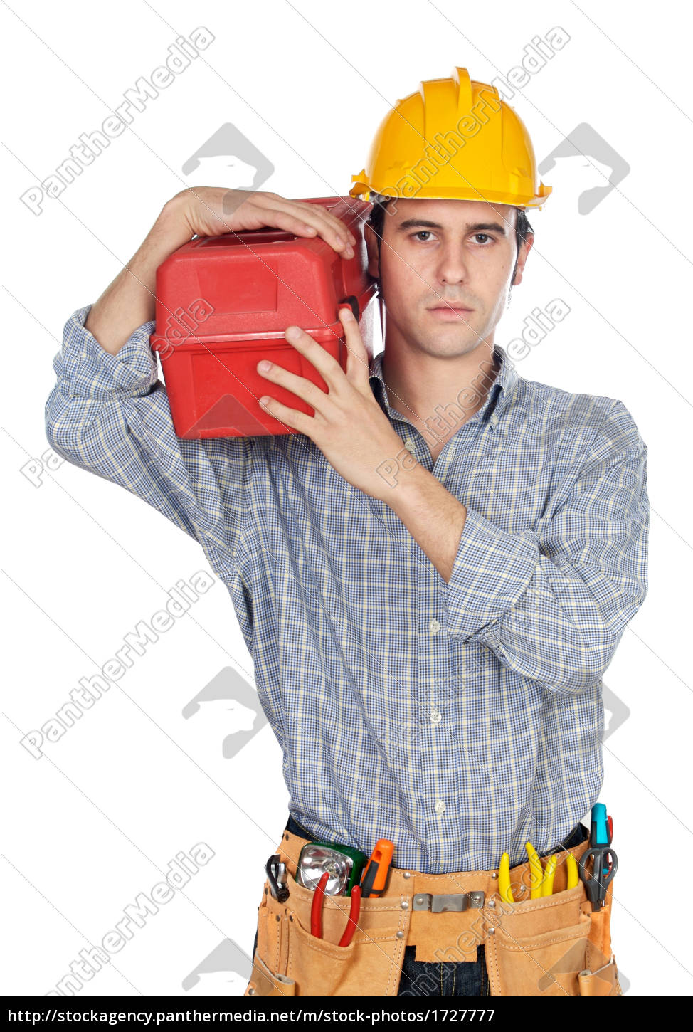 construction, worker - 1727777