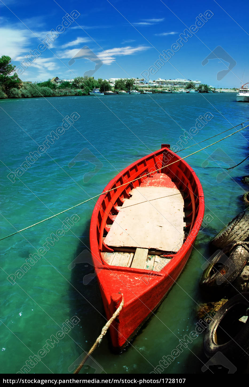 blue, summer, summerly, port, boat, firmament - 1728107