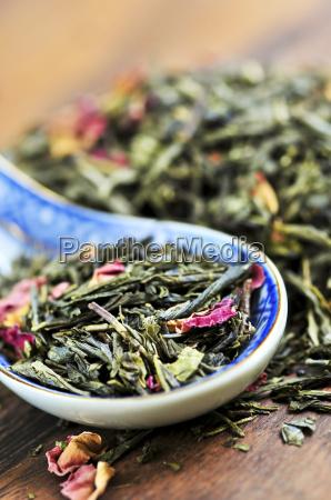 loose, green, tea - 1735421