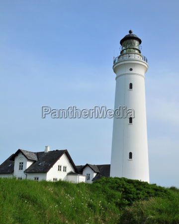 hirtshals, lighthouse - 1736115
