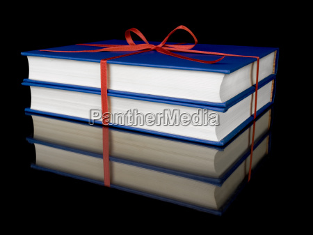 two, blue, books - 1738909
