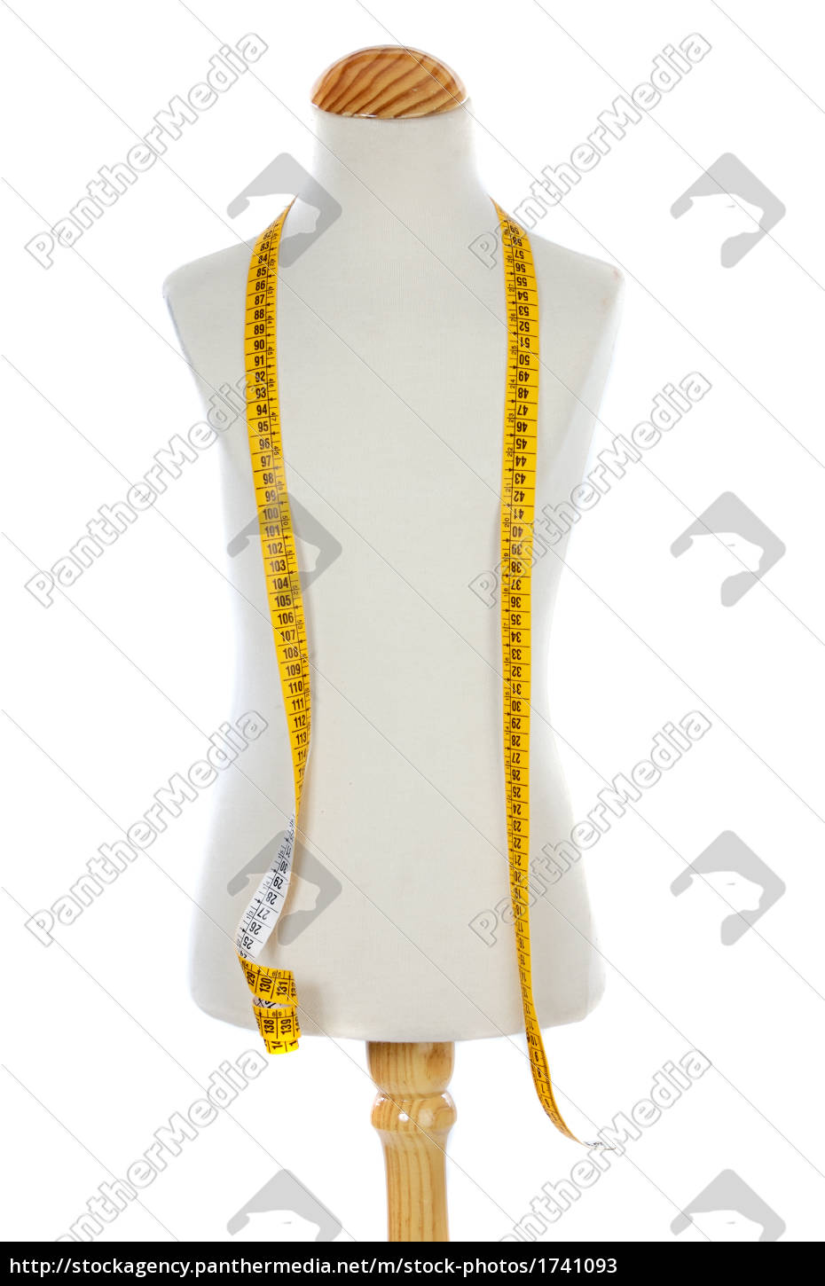 mannequin, with, a, tape, measure - 1741093