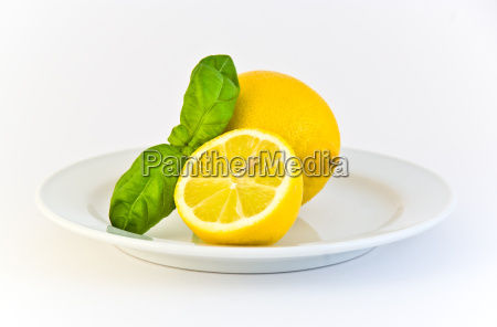 lemon vitamin c