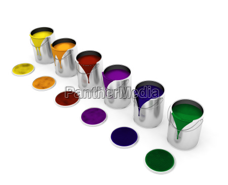 paint, cans - 1749319