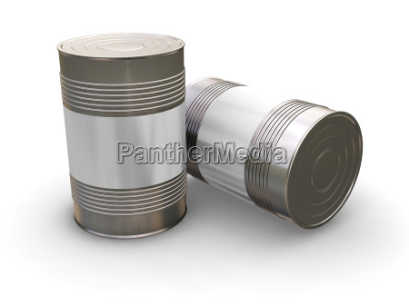 blank, cans - 1750333