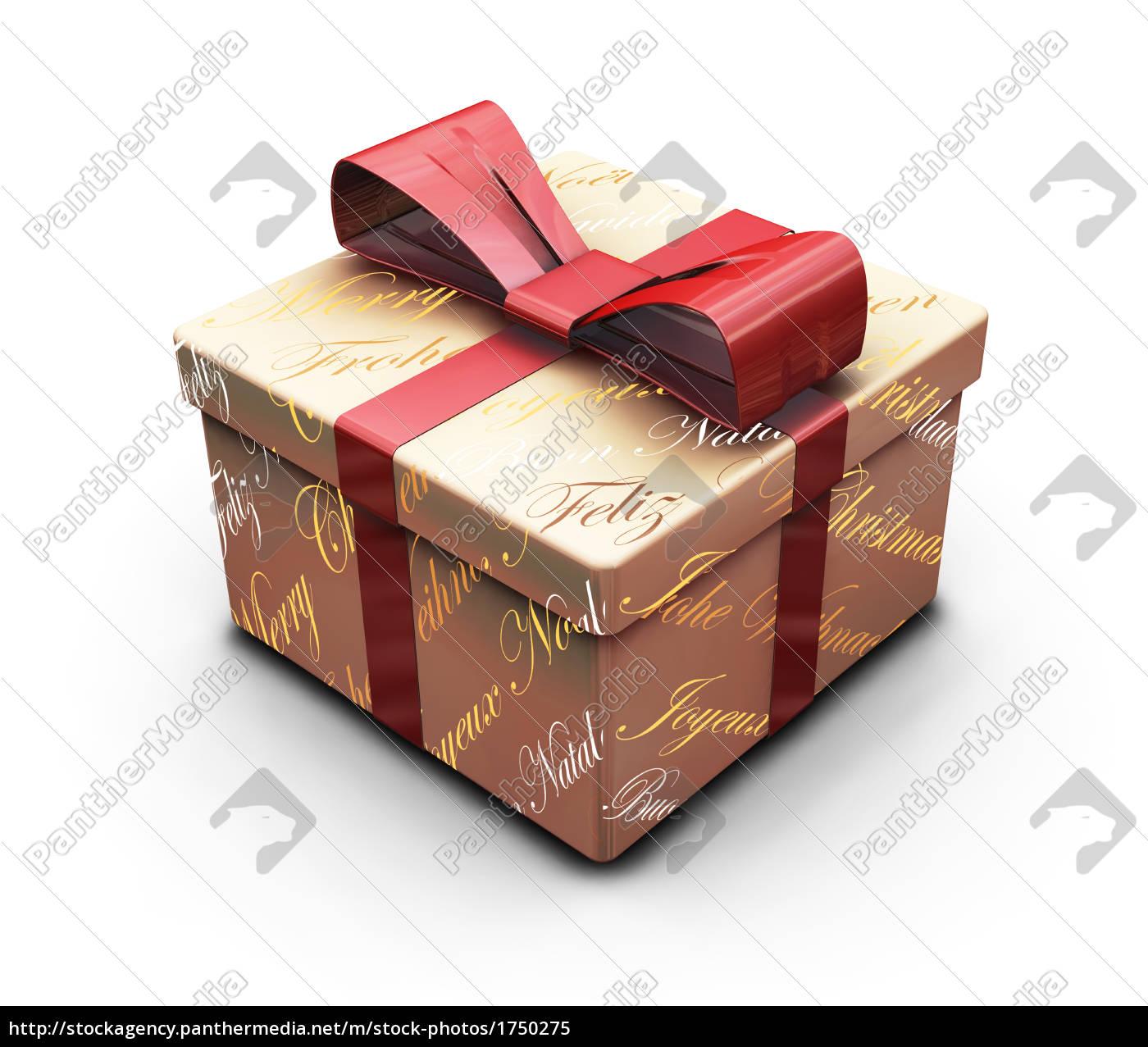 christmas, gift - 1750275