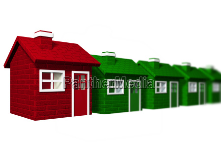house, building, model, design, project, concept - 1750877