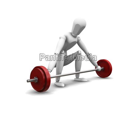 weight, lifting - 1750387