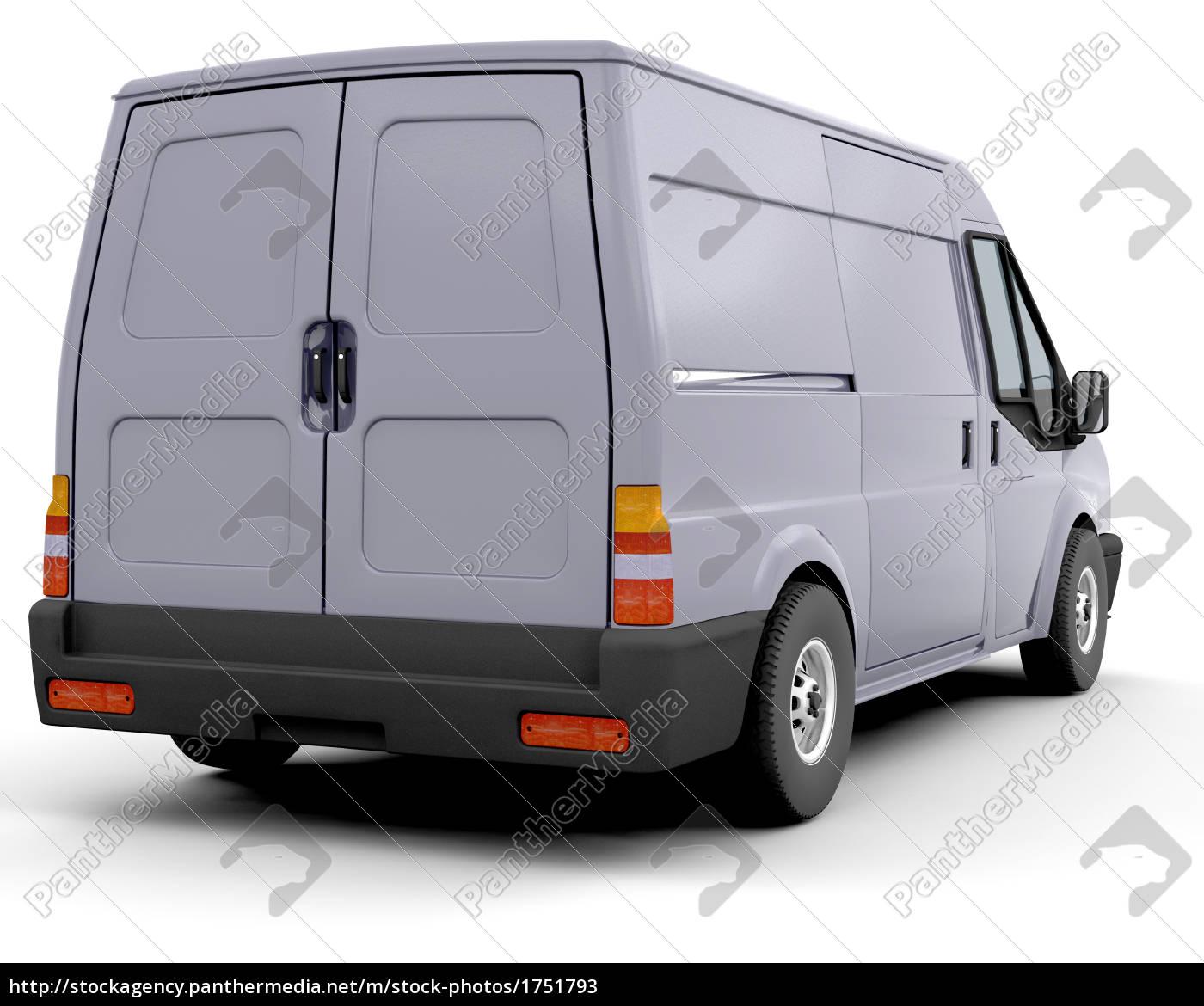 delivery, van - 1751793