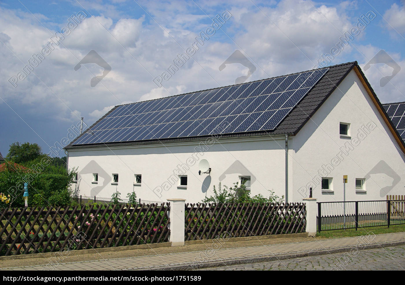 solar, system, -, solar, plant, 60 - 1751589