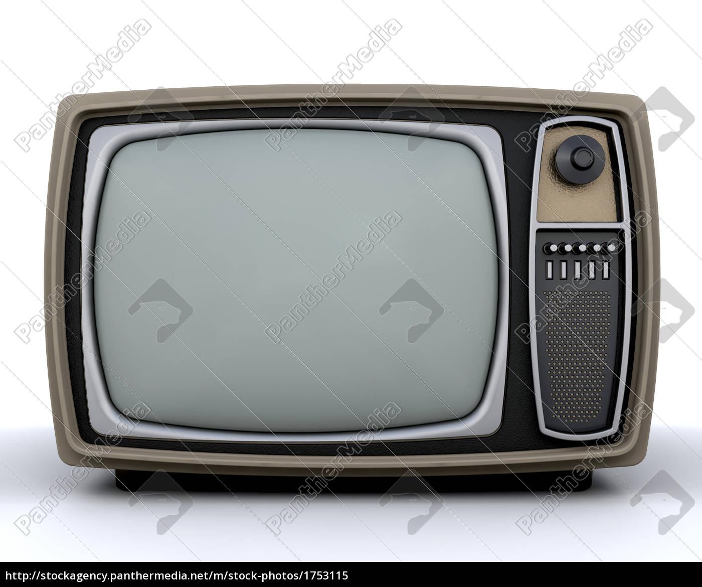 retro, television - 1753115