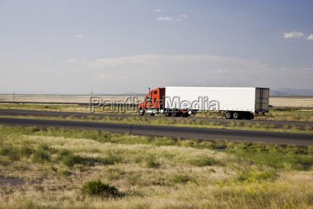 truck, interstate, 10, arizona, usa - 1754463