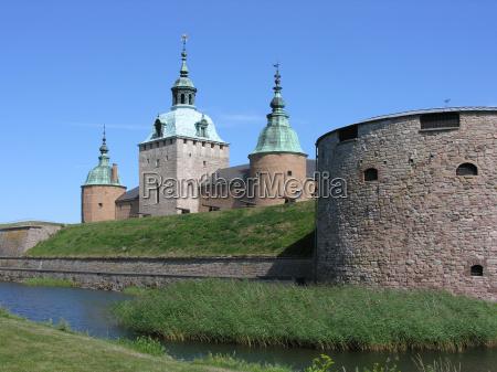 castle, of, kalmar - 1759907