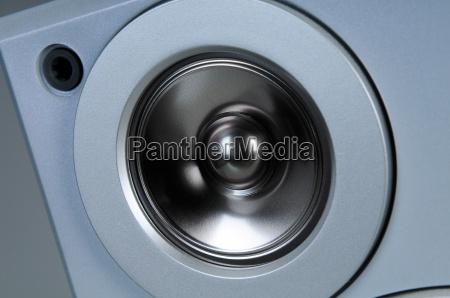 detail, of, audio, speaker - 1760013