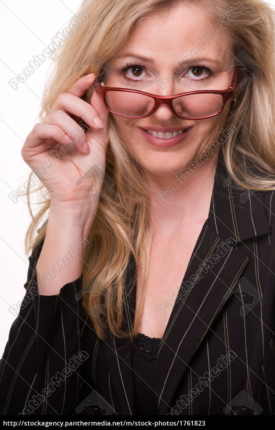 business, woman, in, glasses - 1761823