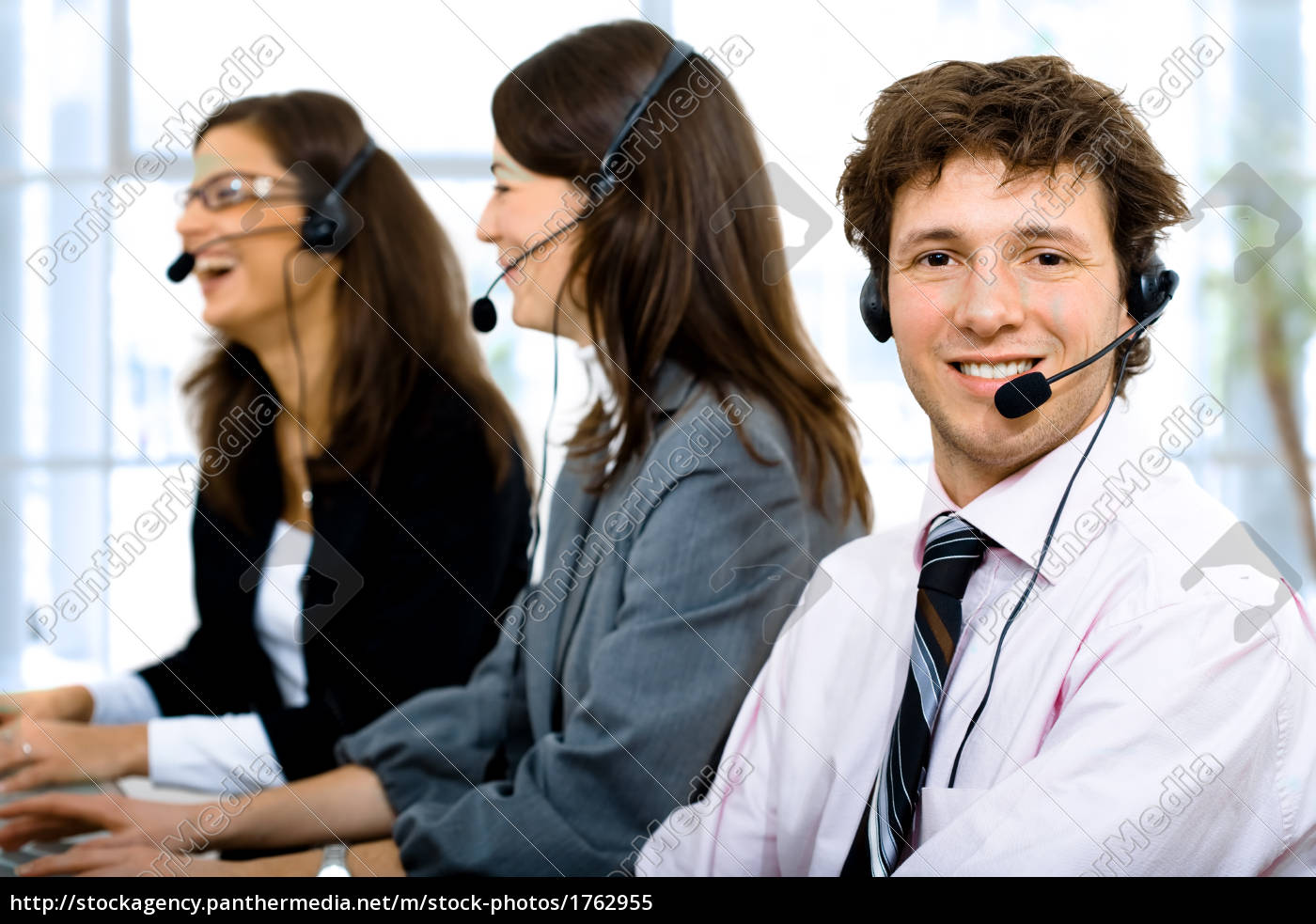 customer, service, team - 1762955