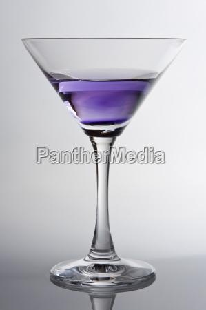 martini, glass, purple, gray - 1763061