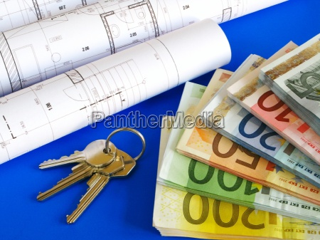 euro, notes, and, plans - 1767247