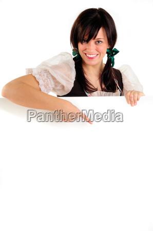 oktoberfest, girl, and, sign - 1772851