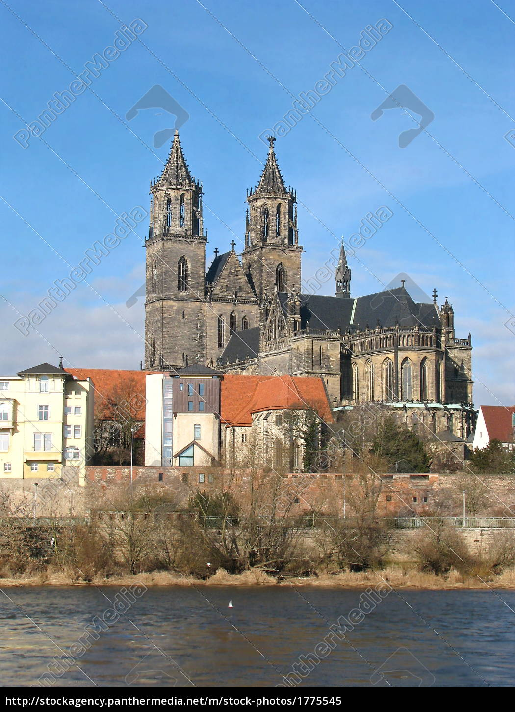 magdeburg, cathedral - 1775545