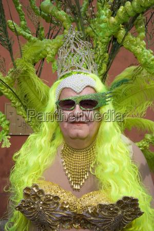 green neptune reveler
