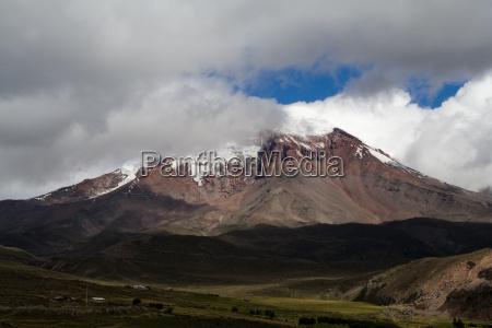 vulcano, chimborazo - 1784171