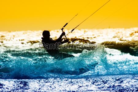 kite, surfing - 1785397