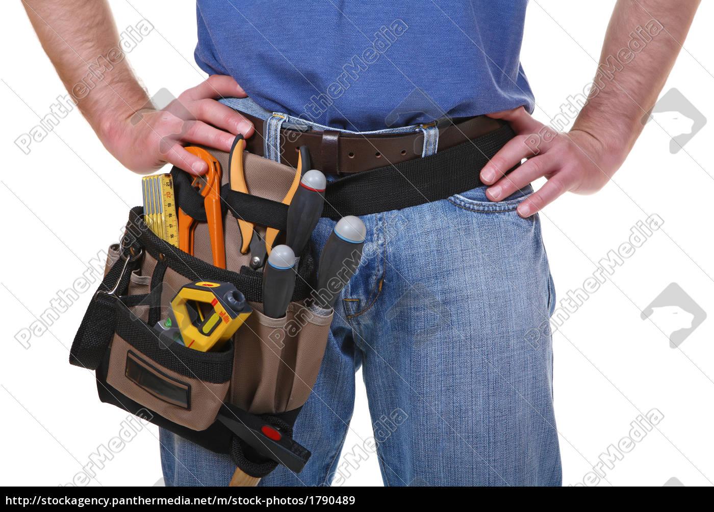 tool, belt, detail, of, mantool - 1790489