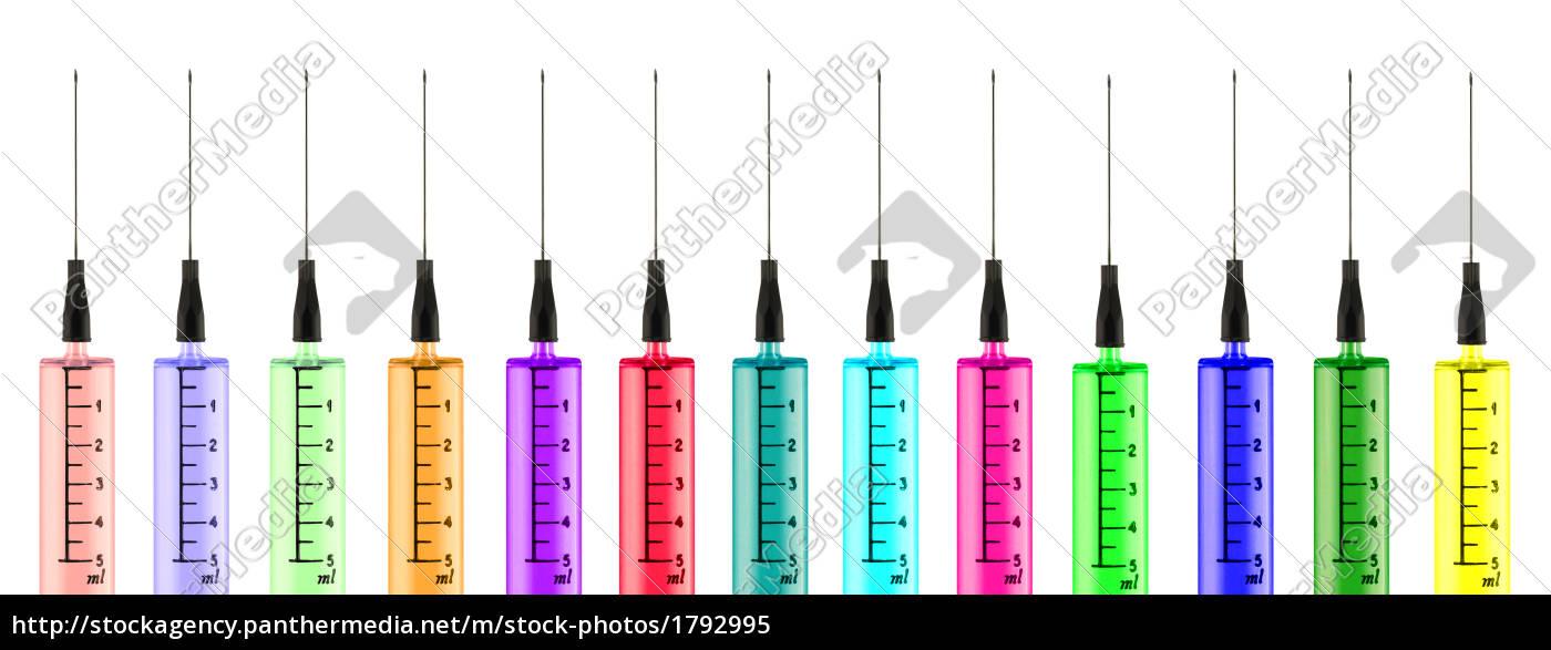colorful, syrignes - 1792995