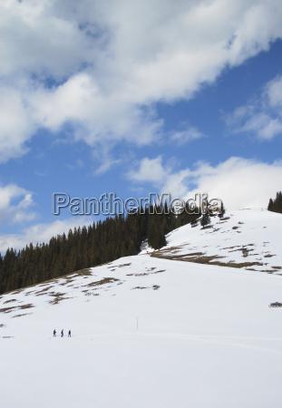 winterwanderung wallberg