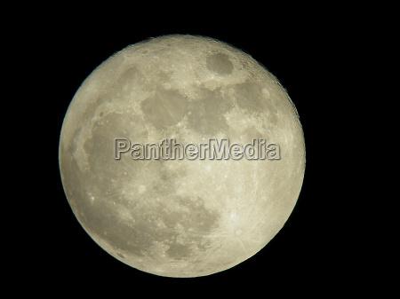 full moon on 11032009