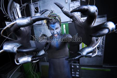 alien, attack - 1851617