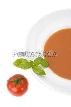 homemade, tomato, soup - 1868579