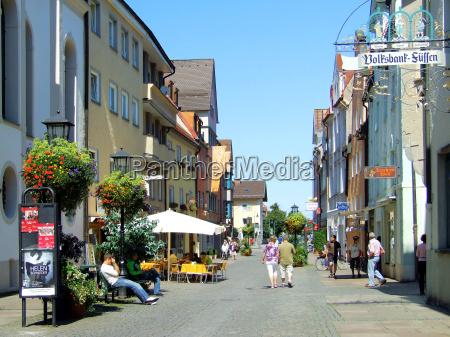 fussen old town