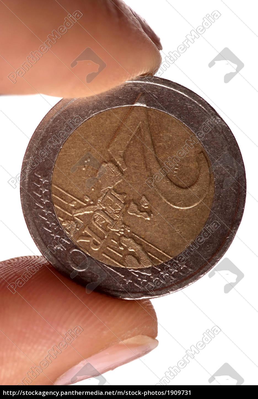 2, euro, coin - 1909731