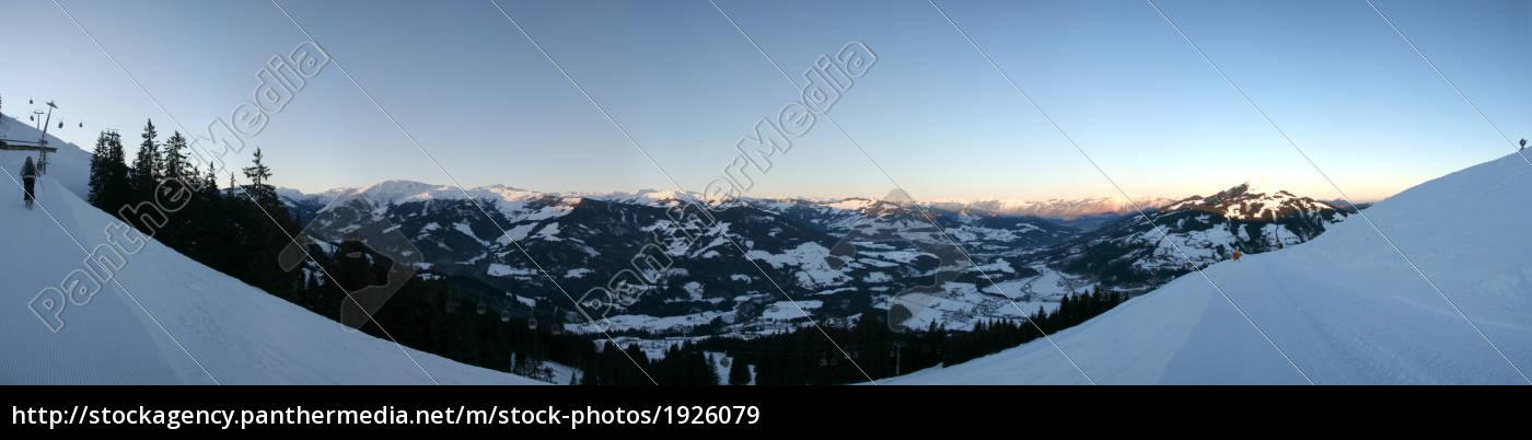 morning, panorama, westendorf - 1926079