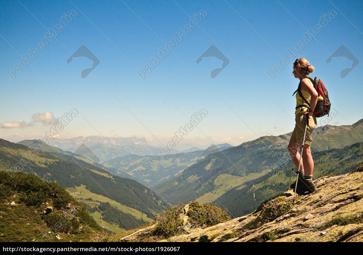 view, over, the, kitzbühel, alps - 1926067
