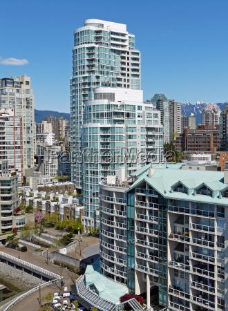 vancouver apartment blocks
