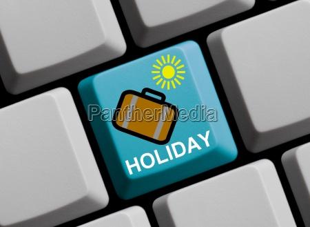 holiday holiday at last