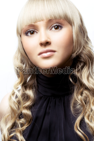 young blonde