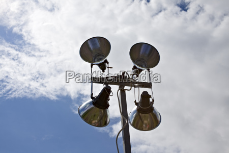 mobile outdoor lighting system